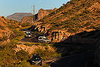 /images/133/2008-03-19-sup-can-5153.jpg - #04990: Apache Trail past Canyon Lake in Superstitions … March 2008 -- Apache Trail Road, Superstitions, Arizona