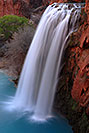 /images/133/2008-03-23-hav-havasu-5617v.jpg - #04952: Havasu Falls - 120 ft drop (37 meters) … March 2008 -- Havasu Falls!, Havasu Falls, Arizona