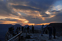 /images/133/2008-04-02-gc-mp-9222.jpg - #05041: Photographers and civilians during sunrise at Mather Point in Grand Canyon … April 2008 -- Mather Point, Grand Canyon, Arizona