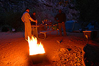 /images/133/2008-04-21-hav-camp-4615.jpg - #05308: People at Supai Campground … April 2008 -- Supai Campground, Havasu Falls, Arizona