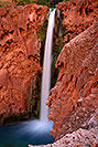 /images/133/2008-05-17-hav-mooney-7807v.jpg - #05409: Mooney Falls - 210 ft drop (64 meters) … May 2008 -- Mooney Falls, Havasu Falls, Arizona