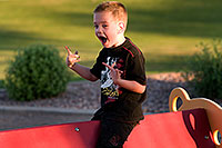 /images/133/2008-06-18-jack-6127.jpg - #05520: Jack at a playground … June 2008 -- Gilbert, Arizona