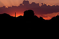 /images/133/2008-08-24-supers-sunset-22392.jpg - #05850: Sunset in Superstitions … August 2008 -- Superstitions, Arizona