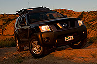 /images/133/2008-09-01-supers-xterra-23175.jpg - #05832: Xterra in Superstitions … September 2008 -- Apache Trail Road #2, Superstitions, Arizona