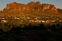 /images/133/2008-09-06-apache-junction-23980.jpg - #05886: View of Apache Junction by Superstition Mountain … September 2008 -- Apache Junction, Superstitions, Arizona