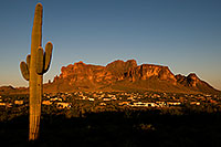 /images/133/2008-09-06-apache-junction-23986.jpg - #05856: View of Apache Junction by Superstition Mountain … September 2008 -- Apache Junction, Superstitions, Arizona