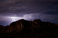 /images/133/2008-09-10-supers-light-purple-24730.jpg - #05841: Lightning in Superstitions, Arizona … September 2008 -- Superstitions, Arizona