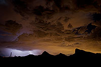 /images/133/2008-09-10-supers-light-yellow-24923.jpg - #05852: Lightning in Superstitions, Arizona … September 2008 -- Superstitions, Arizona