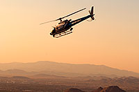 /images/133/2008-09-14-squaw-heli-26352.jpg - #05919: Police Helicopter over Squaw Peak … September 2008 -- Squaw Peak, Phoenix, Arizona