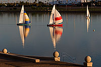 /images/133/2008-10-19-tempe-sailboats-36364.jpg - #05939: Sailboats by North Bank Boat Landing at Tempe Town Lake … October 2008 -- Tempe Town Lake, Tempe, Arizona