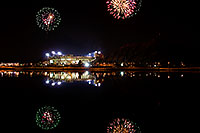/images/133/2008-11-28-tempe-fireworks-56750.jpg - #06296: ASU football fireworks over Tempe Town Lake … November 2008 -- Tempe Town Lake, Tempe, Arizona