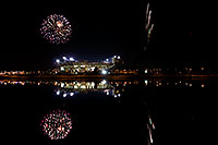 /images/133/2008-11-28-tempe-fireworks-56798.jpg - #06299: ASU football fireworks over Tempe Town Lake … November 2008 -- Tempe Town Lake, Tempe, Arizona