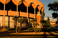 /images/133/2008-11-30-asu-fountain-58286.jpg - #06287: Gammage Auditorium at ASU … November 2008 -- Arizona State University, Tempe, Arizona
