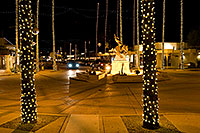 /images/133/2008-12-01-scotts-night-58665.jpg - #06347: Night traffic at Main St and Marshall … December 2008 -- Scottsdale, Arizona