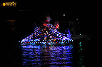 /images/133/2008-12-13-tempe-lights-boats-62605.jpg - #06411: APS Fantasy of Lights Boat Parade … December 2008 -- Tempe Town Lake, Tempe, Arizona