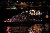 /images/133/2008-12-13-tempe-lights-boats-62675.jpg - #06417: Boat #02 - APS Fantasy of Lights Boat Parade … December 2008 -- Tempe Town Lake, Tempe, Arizona