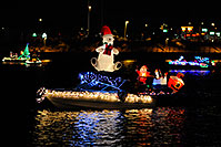 /images/133/2008-12-13-tempe-lights-boats-62709.jpg - #06470: Boat #27 - APS Fantasy of Lights Boat Parade … December 2008 -- Tempe Town Lake, Tempe, Arizona