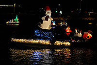 /images/133/2008-12-13-tempe-lights-boats-62719.jpg - #06421: Boat #27 - APS Fantasy of Lights Boat Parade … December 2008 -- Tempe Town Lake, Tempe, Arizona