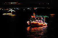 /images/133/2008-12-13-tempe-lights-boats-62731.jpg - #06422: Boat #32 - APS Fantasy of Lights Boat Parade … December 2008 -- Tempe Town Lake, Tempe, Arizona
