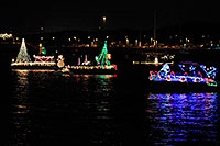 /images/133/2008-12-13-tempe-lights-boats-62877.jpg - #06426: Boat #25 - APS Fantasy of Lights Boat Parade … December 2008 -- Tempe Town Lake, Tempe, Arizona