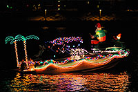 /images/133/2008-12-13-tempe-lights-boats-62889.jpg - #06430: Boat #32 - APS Fantasy of Lights Boat Parade … December 2008 -- Tempe Town Lake, Tempe, Arizona