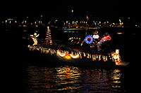 /images/133/2008-12-13-tempe-lights-boats-63132.jpg - #06487: Boat #10 - APS Fantasy of Lights Boat Parade … December 2008 -- Tempe Town Lake, Tempe, Arizona