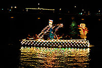 /images/133/2008-12-13-tempe-lights-boats-63311.jpg - #06439: Boat #24 - APS Fantasy of Lights Boat Parade … December 2008 -- Tempe Town Lake, Tempe, Arizona