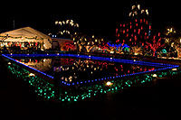 /images/133/2008-12-14-mesa-temple-64106.jpg - #06506: Mesa Temple Garden Christmas Lights Display … December 2008 -- Mesa Arizona Temple, Mesa, Arizona