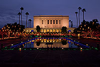 /images/133/2008-12-15-mesa-temple-64158.jpg - #06515: Mesa Temple Garden Christmas Lights Display … December 2008 -- Mesa Arizona Temple, Mesa, Arizona