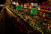 /images/133/2008-12-15-mesa-temple-walk-64228.jpg - #06527: Mesa Temple Garden Christmas Lights Display … December 2008 -- Mesa Arizona Temple, Mesa, Arizona