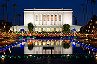 /images/133/2008-12-16-mesa-temple-64390.jpg - #06531: Mesa Temple Garden Christmas Lights Display … December 2008 -- Mesa Arizona Temple, Mesa, Arizona