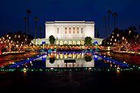 /images/133/2008-12-16-mesa-temple-64394.jpg - #06481: Mesa Temple Garden Christmas Lights Display … December 2008 -- Mesa Arizona Temple, Mesa, Arizona