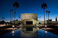 /images/133/2008-12-21-mesa-temple-west-65424.jpg - #06578: Morning at the west side of Mesa Temple … December 2008 -- Mesa Arizona Temple, Mesa, Arizona
