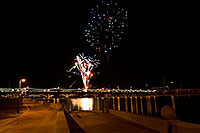 /images/133/2009-01-01-tempe-fireworks-70762.jpg - #06788: New Year`s Fireworks at Tempe Town Lake … January 2009 -- Tempe Town Lake, Tempe, Arizona