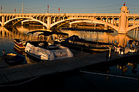 /images/133/2009-01-02-tempe-beach-park-71644.jpg - #06777: Afternoon boats at Tempe Beach Park … January 2009 -- Tempe Beach Park, Tempe, Arizona