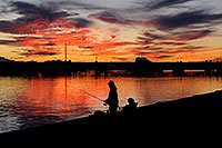 /images/133/2009-01-08-tempe-lake-sunset-74151.jpg - #06866: Tempe Town Lake … January 2009 -- Tempe Town Lake, Tempe, Arizona