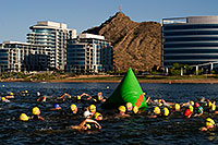 /images/133/2009-05-07-tempe-splash-swim-102678.jpg - #07439: 00:03:24 into the race - Splash and Dash Spring #4, May 7, 2009 at Tempe Town Lake … May 2009 -- Tempe Town Lake, Tempe, Arizona