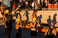 /images/133/2009-09-24-tempe-splash-112992.jpg - #07455: Swimmers entering the water - Splash and Dash Fall #1, Sept 24, 2009 at Tempe Town Lake … September 2009 -- Tempe Town Lake, Tempe, Arizona