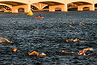 /images/133/2009-09-27-nathan-tri-swim-113851.jpg - #07488: 00:35:29 - Swimmers at Nathan Triathlon … September 2009 -- Tempe Town Lake, Tempe, Arizona