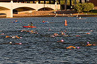 /images/133/2009-09-27-nathan-tri-swim-113884.jpg - #07489: 00:38:46 - Swimmers at Nathan Triathlon … September 2009 -- Tempe Town Lake, Tempe, Arizona
