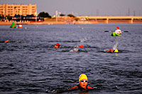 /images/133/2009-10-08-tempe-splash-swim-114783.jpg - #07524: 00:16:18 into the race (finishing within 3minutes) - Splash and Dash Fall #2, Oct 8, 2009 at Tempe Town Lake … October 2009 -- Tempe Town Lake, Tempe, Arizona