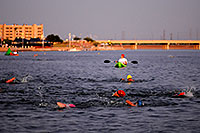 /images/133/2009-10-08-tempe-splash-swim-114786.jpg - #07525: 00:16:35 into the race (finishing within 3minutes) - Splash and Dash Fall #2, Oct 8, 2009 at Tempe Town Lake … October 2009 -- Tempe Town Lake, Tempe, Arizona