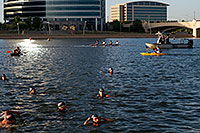/images/133/2009-10-11-pbr-off-tri-115125.jpg - #07544: 7 minutes before the race - PBR Offroad Triathlon, Oct 11, 2009 at Tempe Town Lake … October 2009 -- Tempe Town Lake, Tempe, Arizona