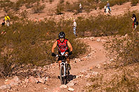 /images/133/2009-10-11-pbr-off-tri-bike-115524.jpg - #07554: 01:00:58 mountain bikers - PBR Offroad Triathlon, Oct 11, 2009 at Tempe Town Lake … October 2009 -- Papago Park, Tempe, Arizona