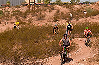 /images/133/2009-10-11-pbr-off-tri-bike-115529.jpg - #07555: 01:01:08 mountain bikers - PBR Offroad Triathlon, Oct 11, 2009 at Tempe Town Lake … October 2009 -- Papago Park, Tempe, Arizona