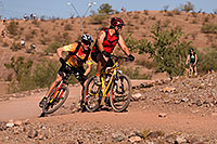 /images/133/2009-10-11-pbr-off-tri-bike-115675.jpg - #07561: 01:30:30 mountain biker tripping  - PBR Offroad Triathlon, Oct 11, 2009 at Tempe Town Lake … October 2009 -- Papago Park, Tempe, Arizona