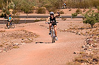 /images/133/2009-10-11-pbr-off-tri-bike-115682.jpg - #07562: 01:34:16 mountain bikers - PBR Offroad Triathlon, Oct 11, 2009 at Tempe Town Lake … October 2009 -- Papago Park, Tempe, Arizona
