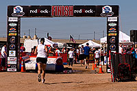 /images/133/2009-10-11-pbr-off-tri-run-115820.jpg - #07570: 02:40:07 Runner finishing- PBR Offroad Triathlon, Oct 11, 2009 at Tempe Town Lake … October 2009 -- Tempe Town Lake, Tempe, Arizona