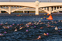 /images/133/2009-10-11-pbr-off-tri-swim-115317.jpg - #07580: 00:09:35  Swimmers (Third Heat: Ladies) - PBR Offroad Triathlon, Oct 11, 2009 at Tempe Town Lake … October 2009 -- Tempe Town Lake, Tempe, Arizona