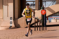 /images/133/2009-10-25-soma-run-119844.jpg - #07683: 03:27:31 #275 running at Soma Triathlon … October 25, 2009 -- Tempe Town Lake, Tempe, Arizona